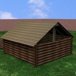 Jak zbudowac prosty domek ogrodowy?