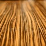 Ochrona drewnianego blatu