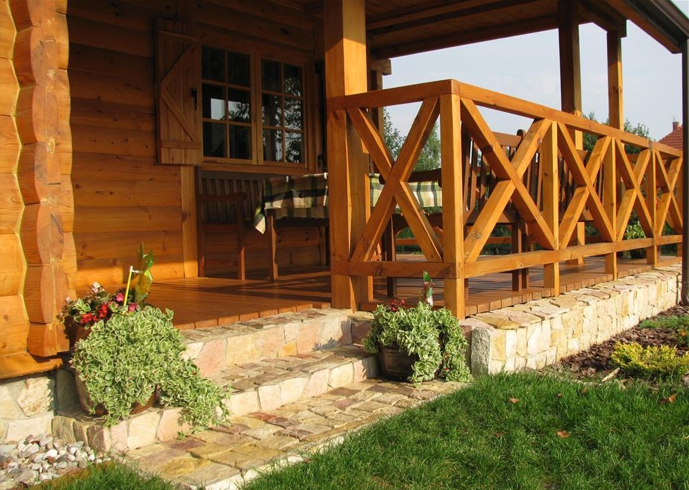 Projekty domów z bali extradom2