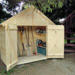 Jak dbać o drewniane domki ogrodowe?