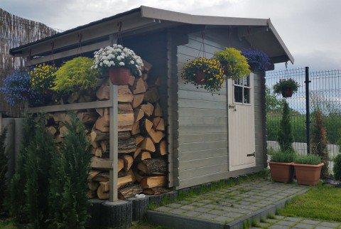 Jak dbać o drewniane domki ogrodowe