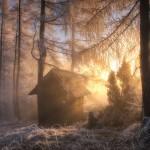 14 samotnych chatek, które pozwolą Ci odpocząć od ludzi