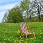Leżaki ogrodowe – na co zwracać uwagę przy zakupie?