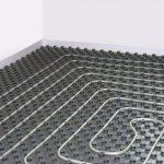 Remont mieszkania – montaż ogrzewania podłogowego